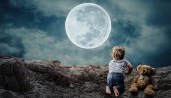 Используем силу полной луны по полной
