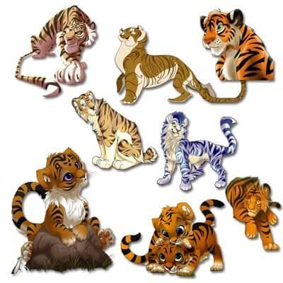 знак Тигра